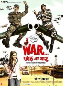 War_Chhod_Na_Yaar_Theatrical_Poster