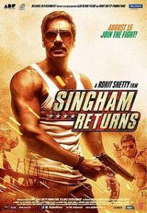 Singham_Returns_Poster